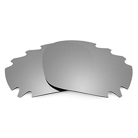 Revant Vented Lenses for Oakley Racing Jacket Titanium