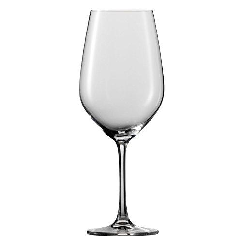 Schott Zwiesel Vina Wasserkelch 1, 6er Set, Wasserglas, Trinkglas, Rotweinglas, Weinglas, 513 ml, 110459