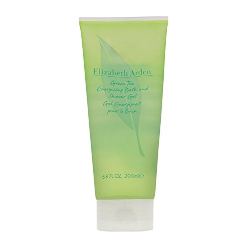 Elizabeth Arden Green Tea, Energizzante Bath & Shower Gel, 1er Pack (1 x 200 ml)