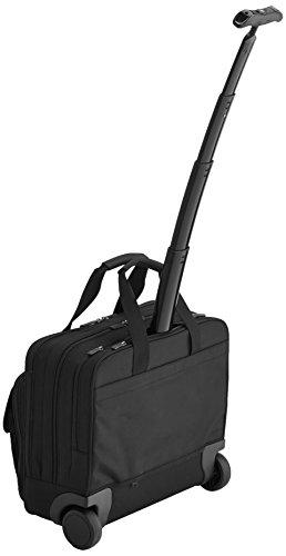 Victorinox Laptop Rollkoffer Werks Professional Strategist 26 Liters (Schwarz) 0674204044247 schwarz