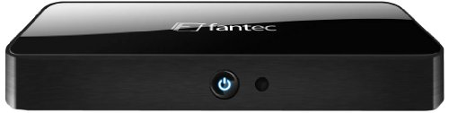 Fantec 3DS4600 Media-Player (3D 3D Frame-Packing, eSATA, Full-HD, Kartenleser, USB 3.0)