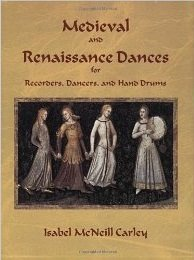 Medieval and Renaissance Dances - Student Books (4-Pack): For Recorders, Dancers, and Hand Drums
