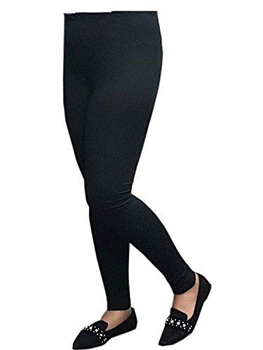 WOMENS LADIES PLAIN STRETCHY FULL ANKLE LENGTH LEGGINGS LEGGING PLUS SIZE 8-26