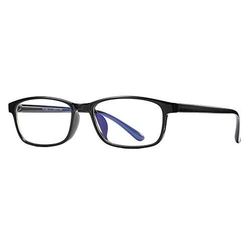 fangcheng Anti Blaulicht Brillen | Modebrillen | Transparente Linse, TR90 Rahmen, Brillengestell für Frauen Männer - F19021835