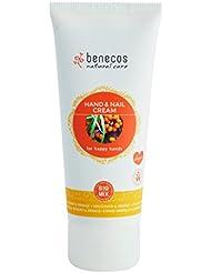 Crème mains et ongles argousier et orange Bio 75ml NOUVEAU