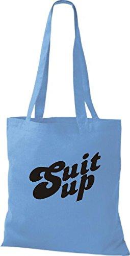 Shirtinstyle , Cabas pour femme - surf blue