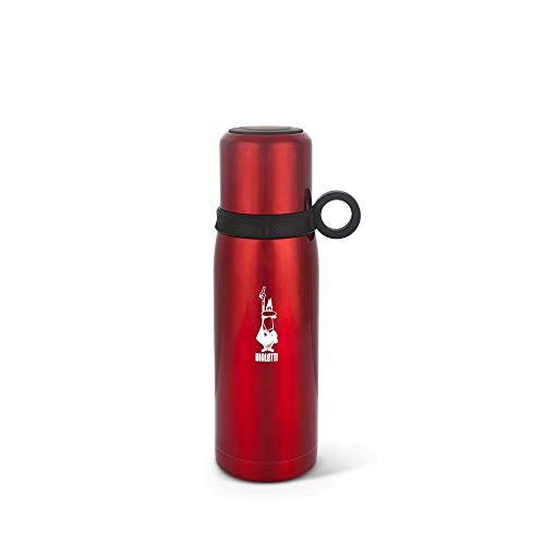 Bialetti To Go! Bottiglia Termica con Coperchio-Tazza (con doppia parete), mantiene il...