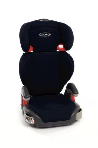 Preisvergleich Produktbild Graco Junior Maxi Autositz mit hoher Rückenlehne Gruppe 2/3, Dunkelblau