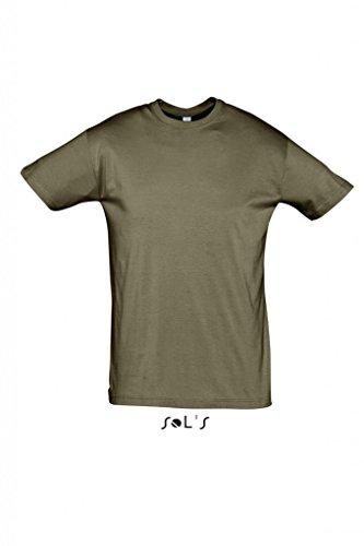 Sols Regent T-Shirt 150 Aqua