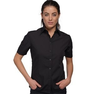 Joseph Alan ristorazione Camicetta/camicia, Black, 8