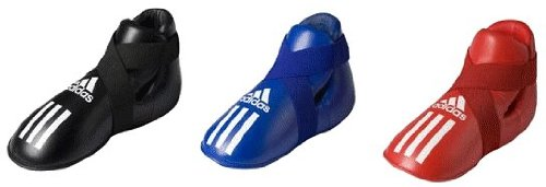 adidas Fußschützer blau, Gr. M