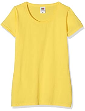 Fruit of the Loom Camiseta para Mujer