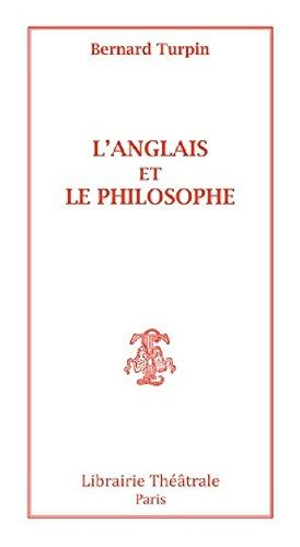 L'Anglais et le Philosophe