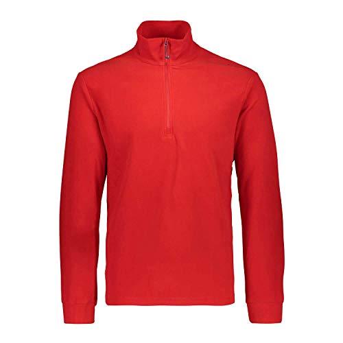 CMP Flecce Rolli Herren Shirt, Ferrari, 52, 3G28037N