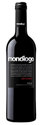 Monologo Vino Tinto Crianza - 0,75 l