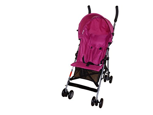 Babyco Trend Light Weight Stroller (Pink)