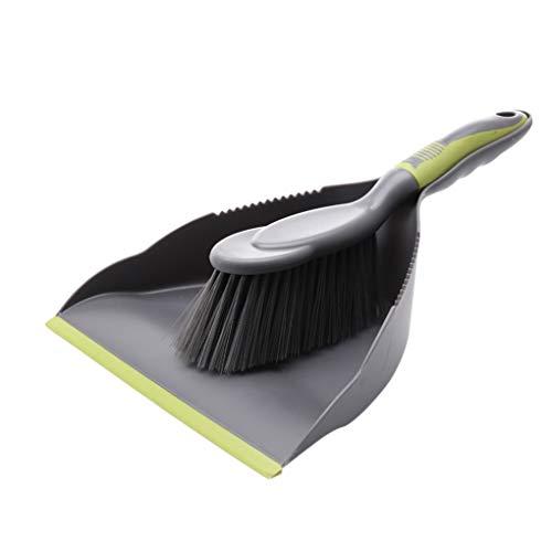 astikministaub Reinigung Besen Set Armaturenbrett Laptop Computertastatur Reinigungsmittel-Werkzeug Besen Kehrschaufel Kit ()