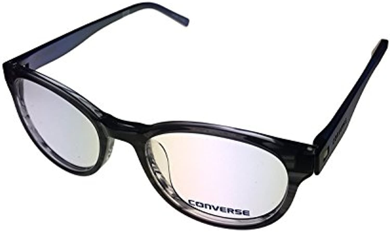 Converse Eyeglasses Q014 UF Black Stripe 48MM