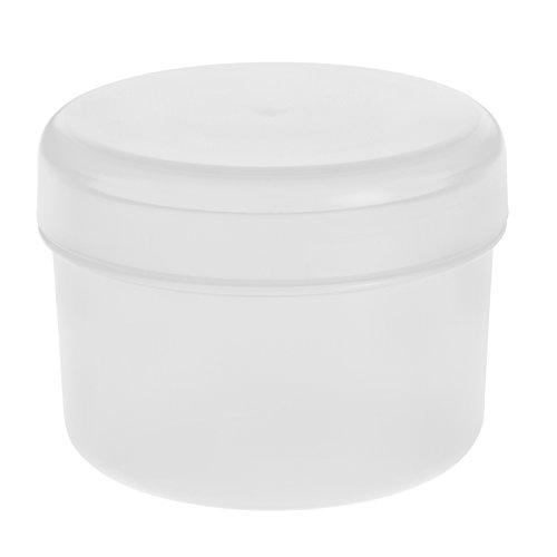 Koziol Rio Vorratsdose mit Deckel, Aufbewahrungsdose, Frischhaltedose, Kunststoff, Cotton White, 8...