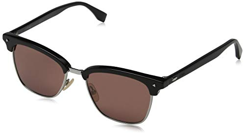 b86f604ff9 Fendi FF M0003/S 4S 807 52 Gafas de Sol, Negro (Black Pink