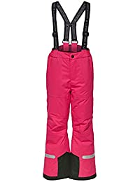 LEGO Wear Tec Mädchen Ping 776, Pantalones para la Nieve para Niñas, Rosa (Dark Pink 490), 140