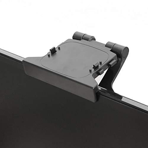 Halterung für Microsoft Kinect-Sensor mit Klemme, für XBOX Videospiele, Zubehör Xbox 360-1 x TV Klemmhalterung für Xbox 360 Kinect Sensor (nur Klemme) - 360 Xbox Nur Kinect
