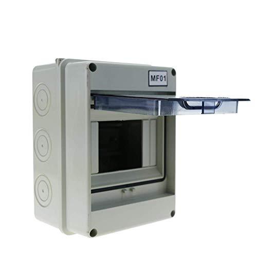Cablematic - Caja de distribución eléctrica SPN 5M IP65 de superficie de...