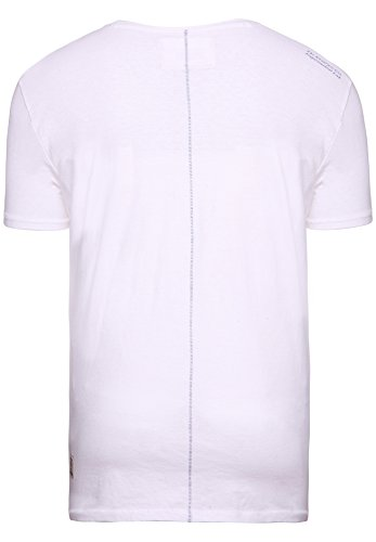 khujo Herren Shirt TIMON 2264TS161_109 offwhite (109OFFWHIT) ...