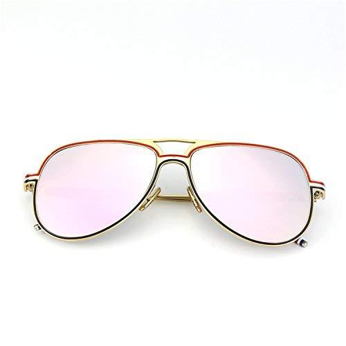 Stil der Kröte Spiegel Sonnenbrille Männer und Frauen 's Mode der großen Rahmen Flut Kröte Sonnenbrille Fahren, um eine Persönlichkeit zu Fahren, um bunt zu blenden
