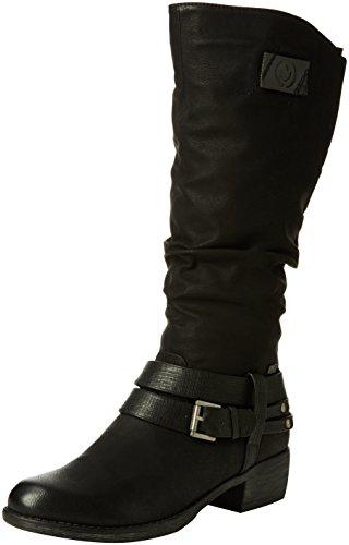 Rieker 93158 Damen Langschaft Stiefel