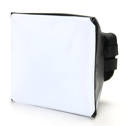 Demarkt Difusor Ventana de Flash Softbox Universal para Canon Nikon