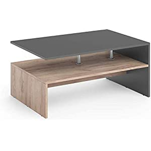 Vicco Couchtisch Amato Wohnzimmertisch Beistelltisch Holztisch Kaffeetisch Tisch 90 x 60 cm