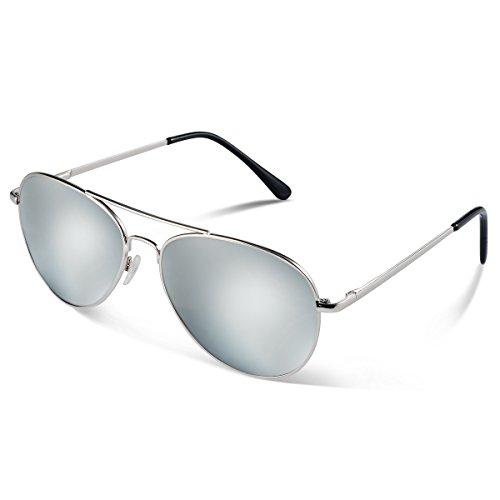 Duduma-Lente-Antirreflejante-Completo-Aviador-UV400-Gafas-de-Sol-con-Diseo-de-Moda-Retro-Para-Hombre-y-Para-Mujer-marco-de-plata-con-lente-de-plata