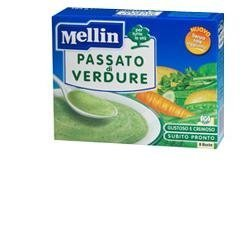 Mellin Passato di Verdure 6 x 104 g