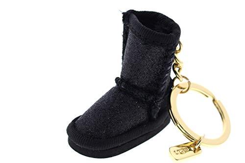 UGG Schlüsselanhänger - Glitter Boot 1104394 - Black, Größe:One Size