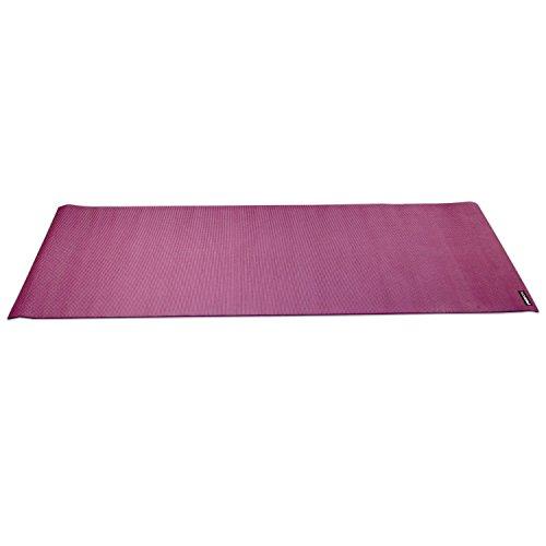 PROIRON – Materassini Imbottiti Antiscivolo Anti Microbi per Fitness Pilates Yoga con Sacca Viaggio per Palestra Domestica e Campeggio, spessore 3.5 o 6mm Blu, Verde Scuro, Viola