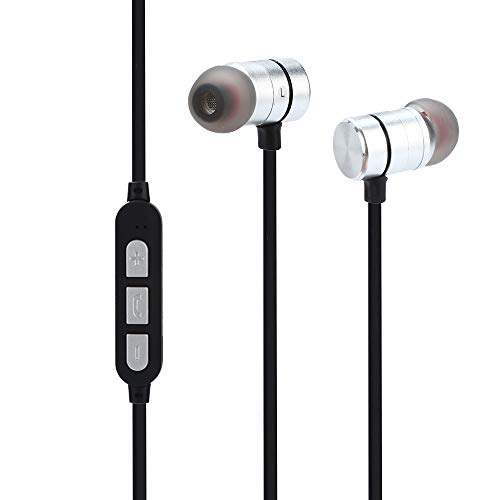 QINPIN 4.1 Magnetisches Funk-Sport-Bluetooth-Headset