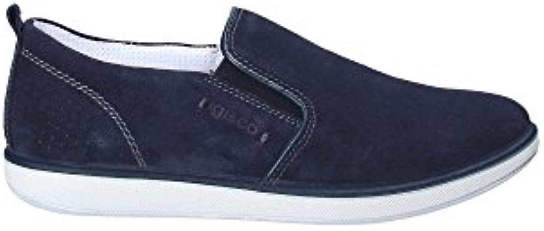 Igi&Co 1123 Zapatos Hombre Azul 44