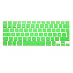 Translucent Colorful Silicone Keyboard Protective Film For Macbook13.3 15.4 European Version Swedish - Pink