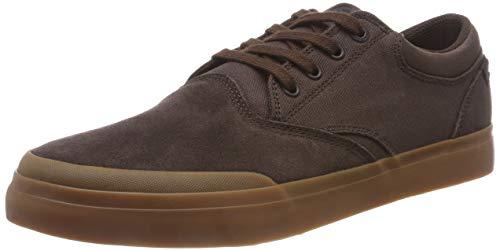 Quiksilver Verant, Zapatillas para Hombre, Marrón Brown/Black-Combo Xcck, 39 EU
