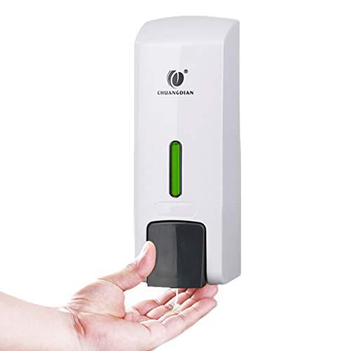 Zerama Manueller Toilette Duschraum Wandhalterung Pumpe Lotion Sanitizer Flüssigseife Container Spender Shampoo Box CHUANGDIAN -