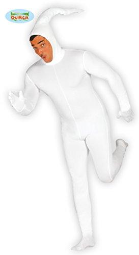 Kostüm Sperma - Spermium Samenzelle Sperma Kostüm für Herren Karneval Fasching Party JGA Gr. M - L, Größe:L