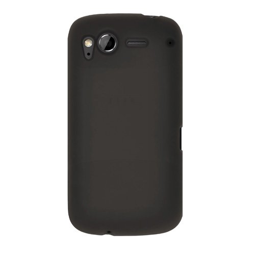 Amzer AMZ91000 Silicone Skin Jelly Case for HTC Desire S (Grey)  available at amazon for Rs.239