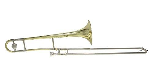Bach TB501 Bb Tenorposaune (Inkl. Mundstück, Zugfett und Leichtetui), Klarlack Finish