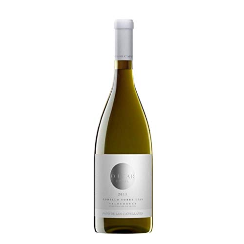 Pago De Los Capellanes Vino Blancos Capellanes O Luar Do Sil Fermentado Barrica - 750 Ml