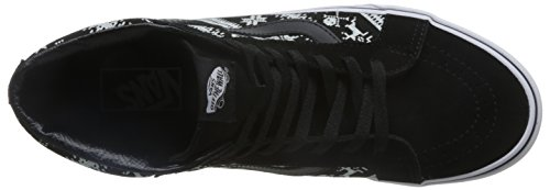 Vans Unisex-Erwachsene Sk8-Hi Reissue High-Top (fair isle) bla