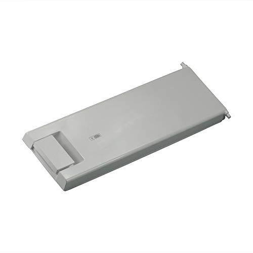 Bauknecht 481244069384 ORIGINAL Gefrierfachtür Verdampfertür Gefrierfachklappe Klappe Frostertür Tür Kühlschrank Kühlschranktür auch für Whirlpool 481244069335 481244069385 Ikea