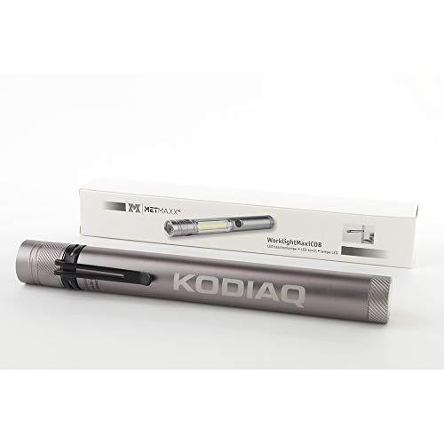 Skoda MVF37-852 Taschenlampe LED Dual Arbeitsleuchte Megabeam Worklight, mit Kodiaq Schriftzug