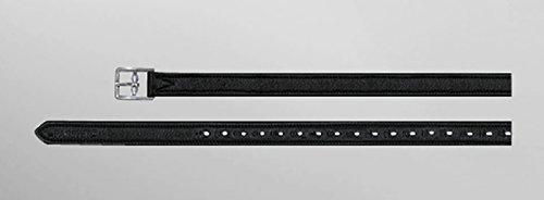 Passier Steigbügelriemen \'Soft Touch\' mit Nyloneinlage in 3 Farben , Farbe:havanna, Länge:110 cm