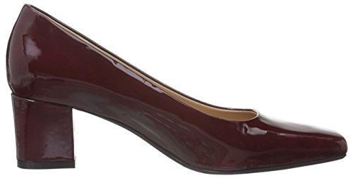 Oxitaly - Adele 200, Scarpe col tacco Donna Rosso (Rot (Rubino))